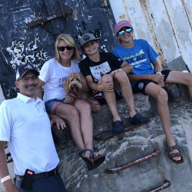 Morton family photo