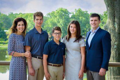 Ryan Maibach family photo