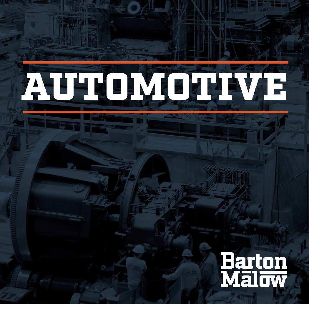 Barton Malow - Automotive