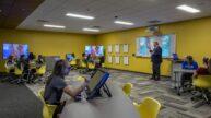 Barton Malow_GISD_Active Learning Lab