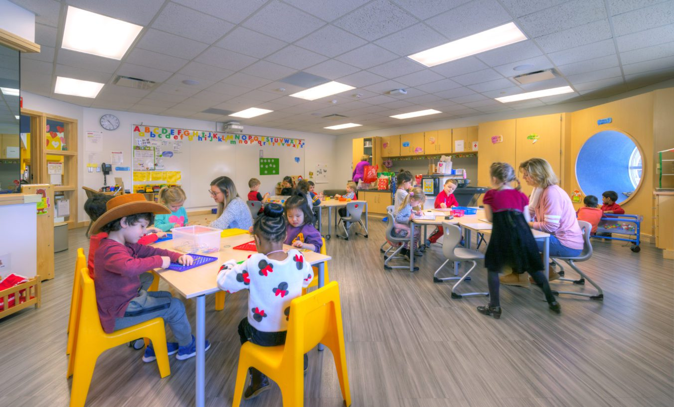 Barton Malow_Troy Early Childhood Center_Classroom2