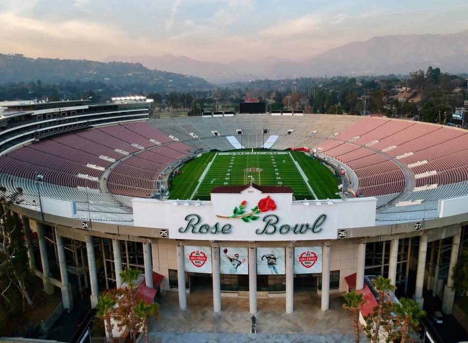 Rose Bowl Stadium Improvements + Renovations - Barton Malow
