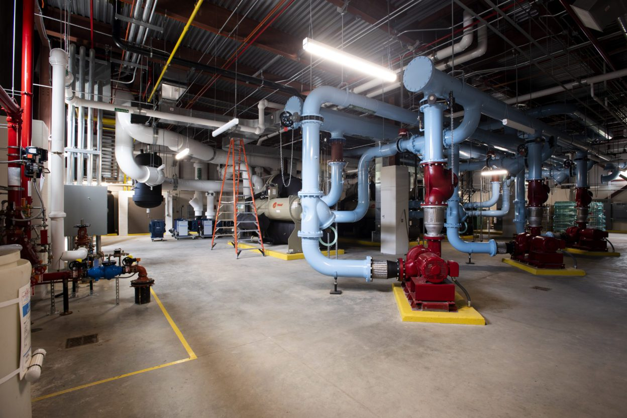 Beaumont_Central Energy Plant_Interior