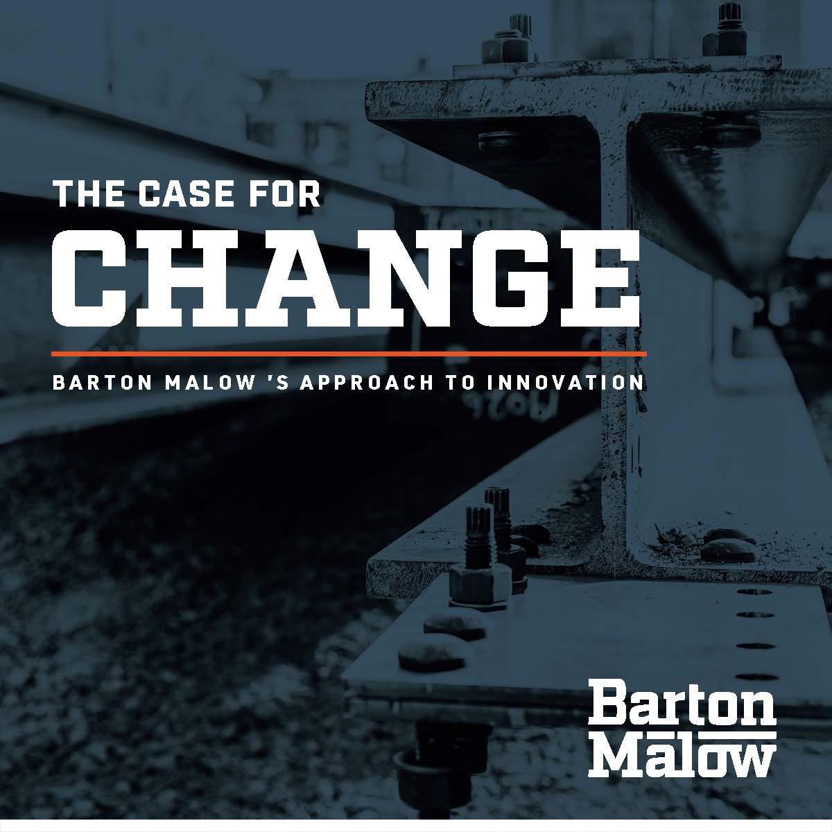 Barton Malow - Case for Change