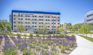 DMC_Critical Care Tower_Building Exterior
