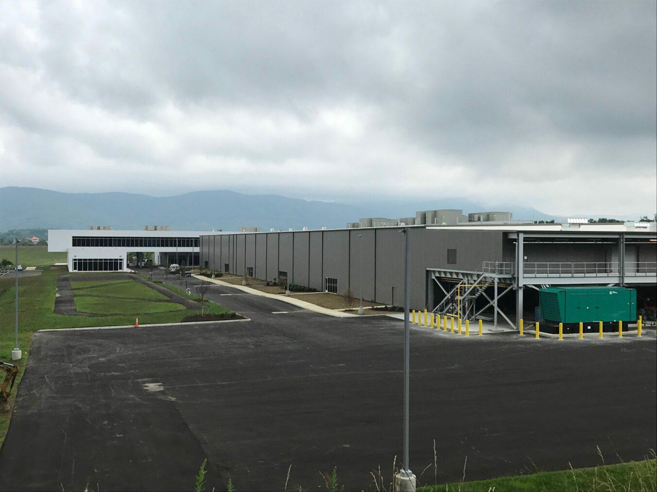 Exterior of Eldor Ignition Manufacturing Plant