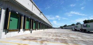 FedEx-Chicago_Exterior-NE-View-with-Truck