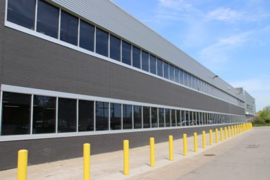 Ford CAP Admin_Exterior Renovation