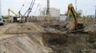 Fort Wayne WWTP Excavation
