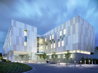 Morgan State University Center for Built Environment and Infrastructure Studies Exterior