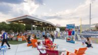 First Tennessee Ballpark, Home of Nashville Sounds - Picnic Area