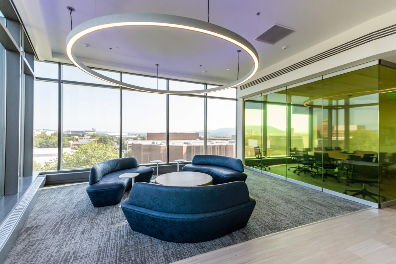 Penn State Chemical and Biomedical Engineering Building Huddle Space