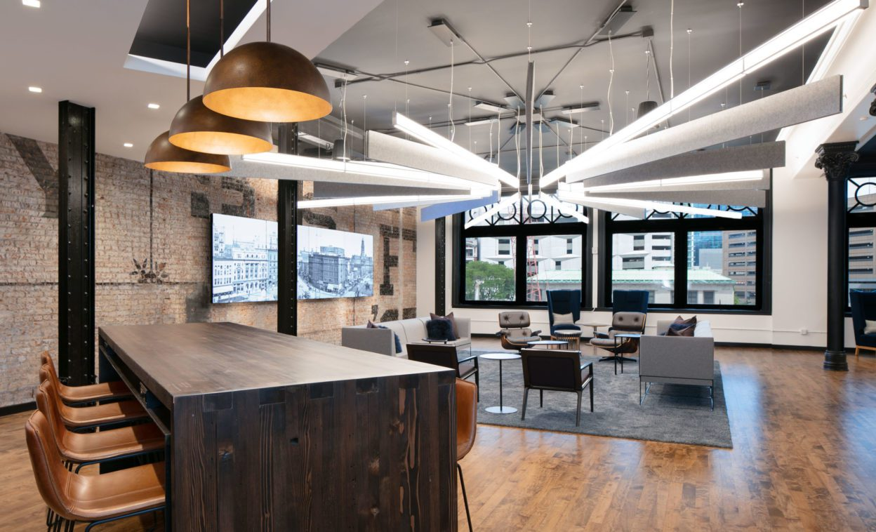 UBS Detroit Office Space