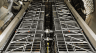 UC Mansueto Library high-density automated storage and retrieval system