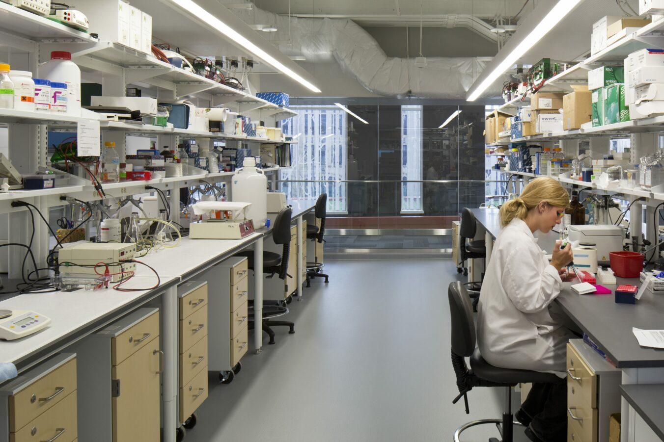 Wayne State University iBio Laboratory