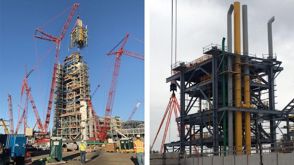 HBI Facility Module 4 Lift