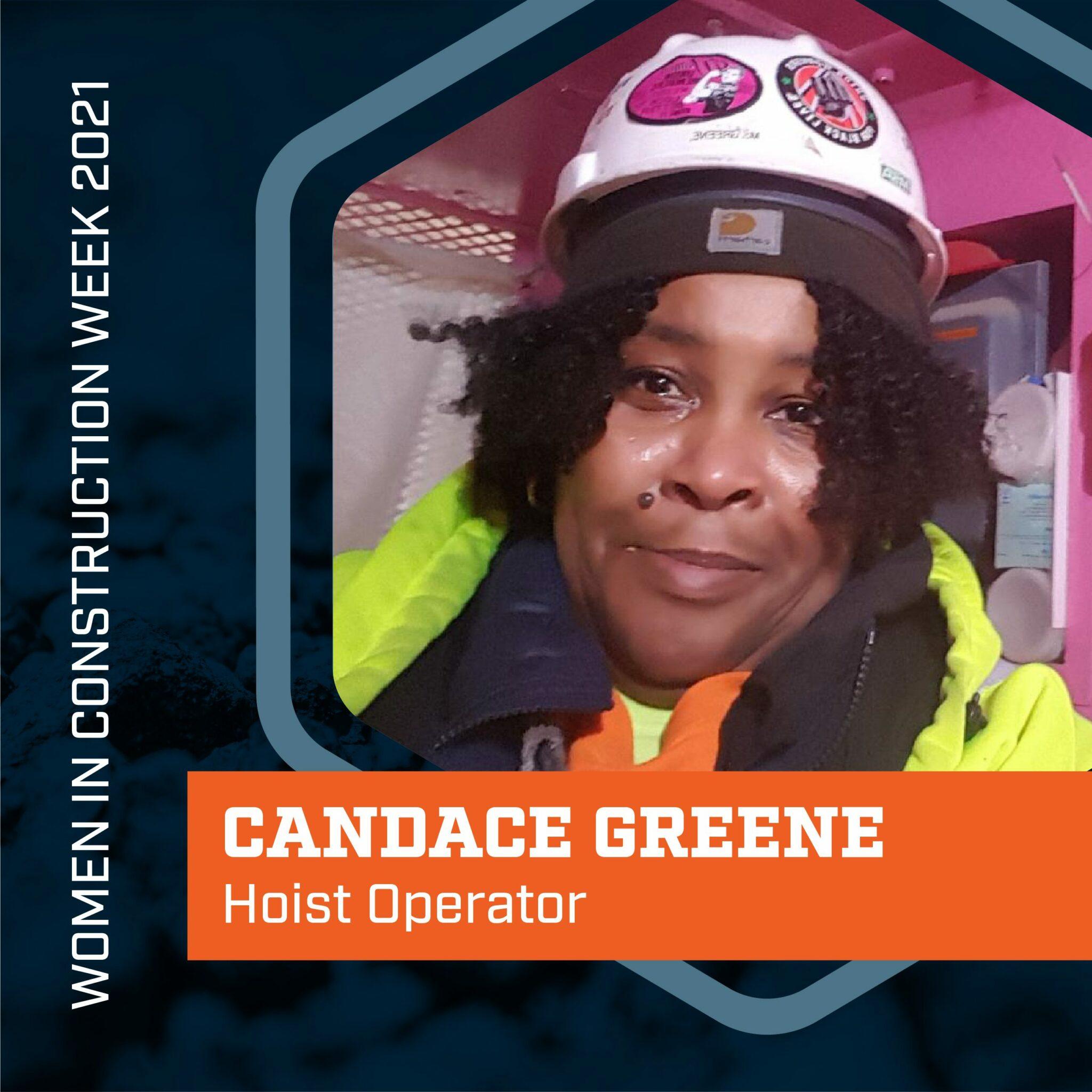 Candace Greene WIC Week