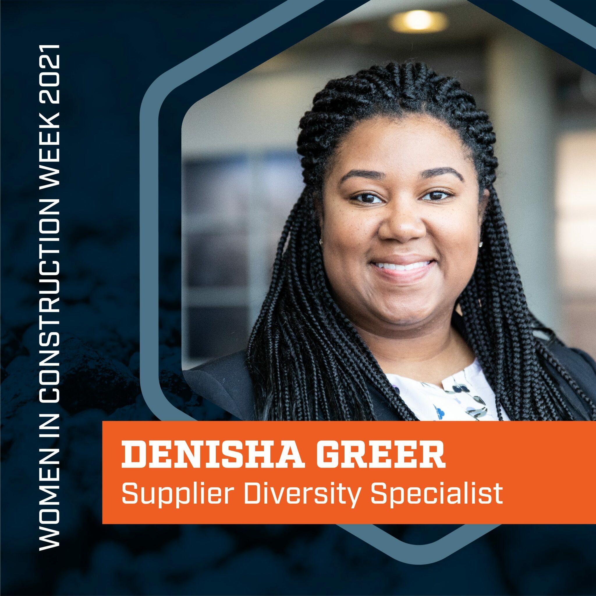 Denisha Greer WIC Week 2021