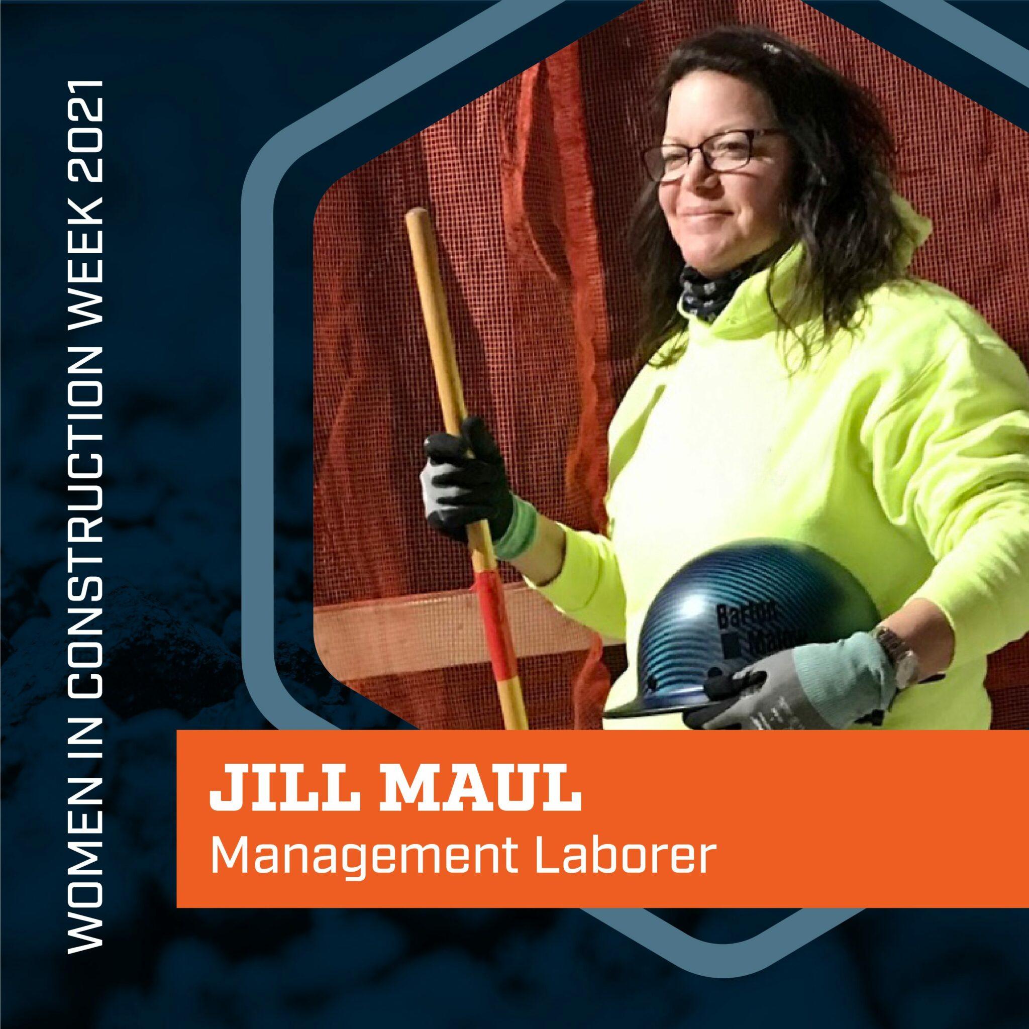 Jill Maul WIC Week