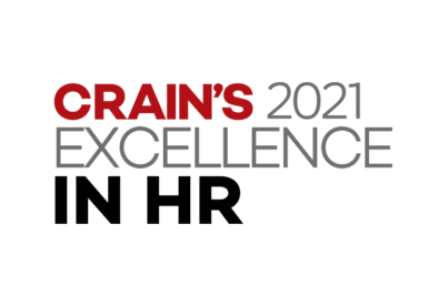 Crain's Excellence in HR 2021